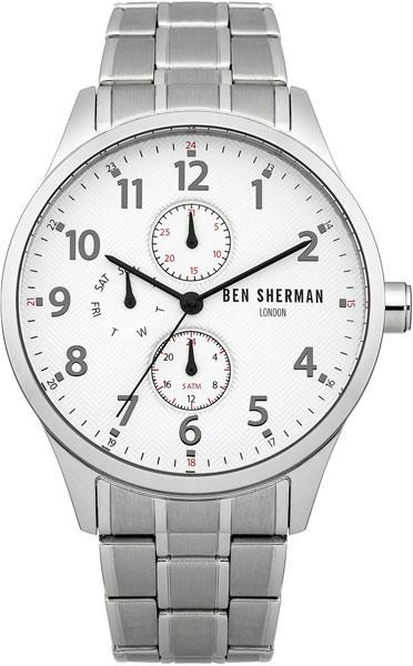 Мужские часы Ben Sherman WB004SM