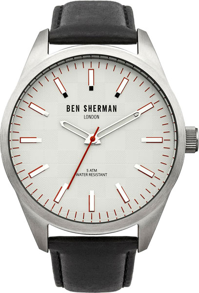 цена Мужские часы Ben Sherman WB007S онлайн в 2017 году