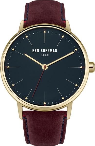 Мужские часы Ben Sherman WB009BRG мужские часы ben sherman wbs105b