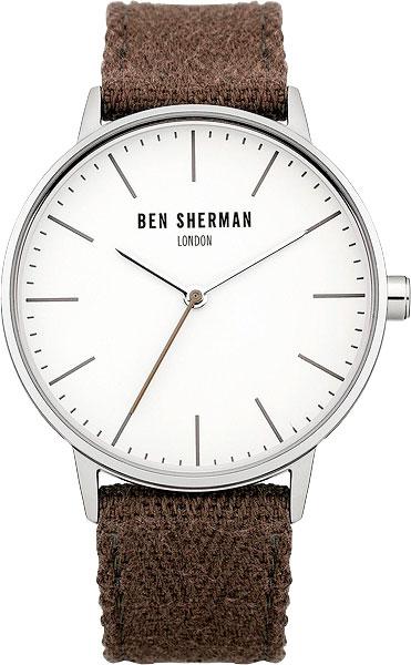 где купить Мужские часы Ben Sherman WB009GRA по лучшей цене
