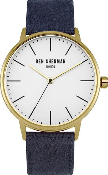 Мужские часы Ben Sherman WB009UG