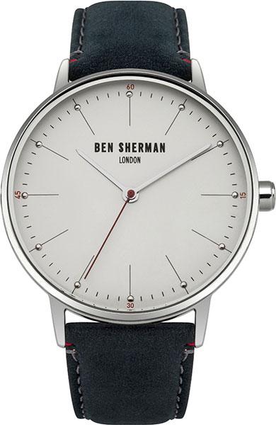 Мужские часы Ben Sherman WB009US мужские часы ben sherman wbs105b