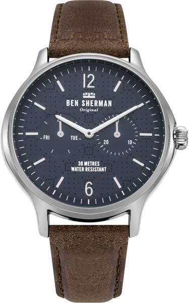 Мужские часы Ben Sherman WB017UBR
