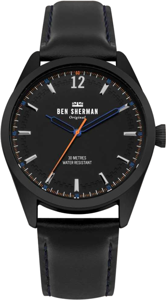 Мужские часы Ben Sherman WB019BB мужские часы ben sherman wb061wb