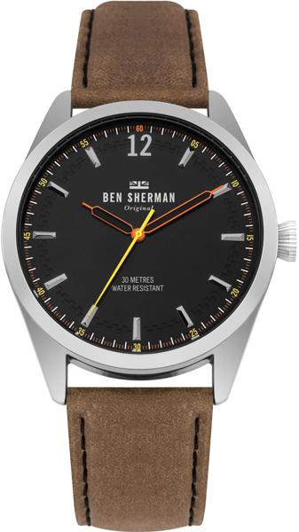 Мужские часы Ben Sherman WB019BT мужские часы ben sherman wb061wb