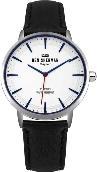 Мужские часы Ben Sherman WB020B цена и фото