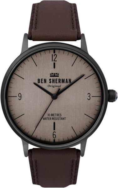 Мужские часы Ben Sherman WB021TB цена и фото