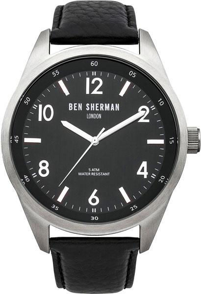 цена Мужские часы Ben Sherman WB022B онлайн в 2017 году