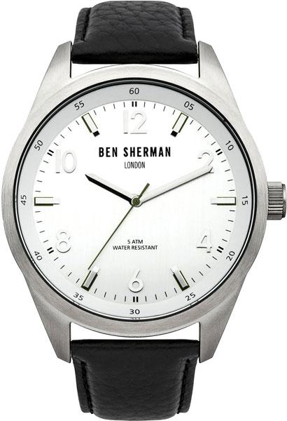 цена Мужские часы Ben Sherman WB022S онлайн в 2017 году