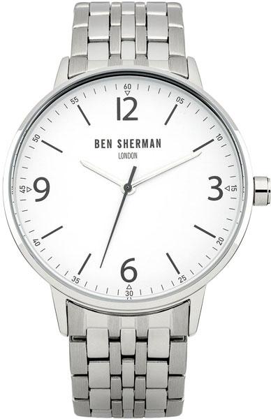 Мужские часы Ben Sherman WB023SM