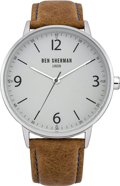 Мужские часы Ben Sherman WB023T ben sherman кардиган ben sherman ben sherman me00195 2buy серый m