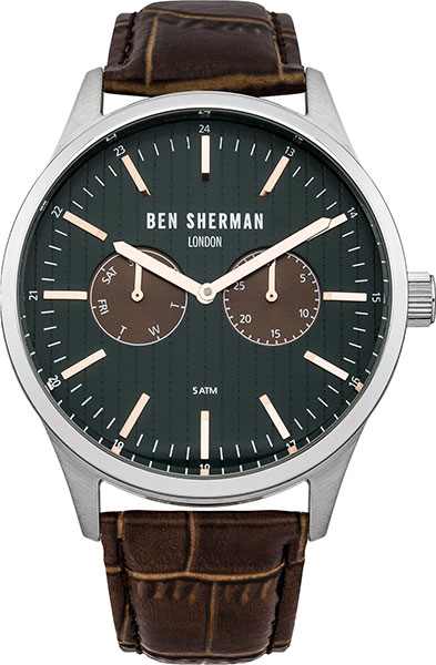 Мужские часы Ben Sherman WB024BRA
