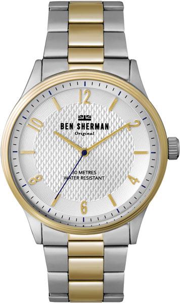 Мужские часы Ben Sherman WB025SGM