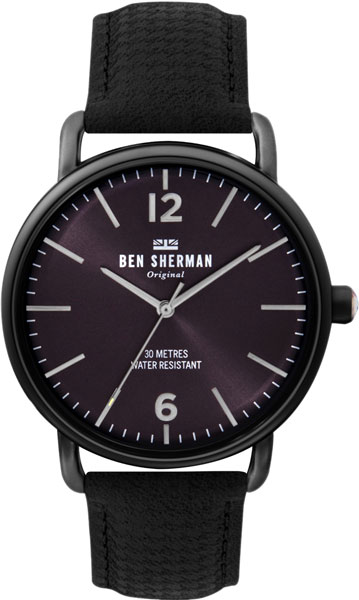 Мужские часы Ben Sherman WB026BB