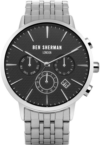 Мужские часы Ben Sherman WB028BM мужские часы ben sherman wb028bm