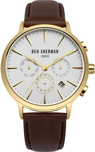 Мужские часы Ben Sherman WB028BRG