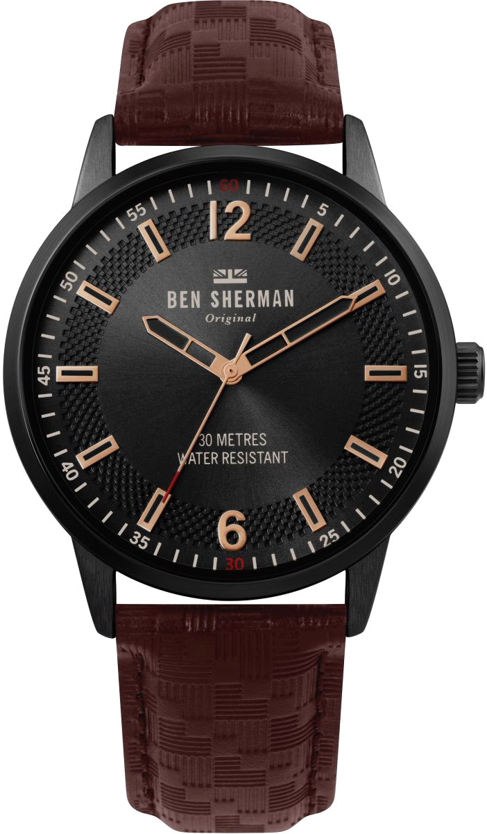 Мужские часы Ben Sherman WB029TB мужские часы ben sherman wb061wb