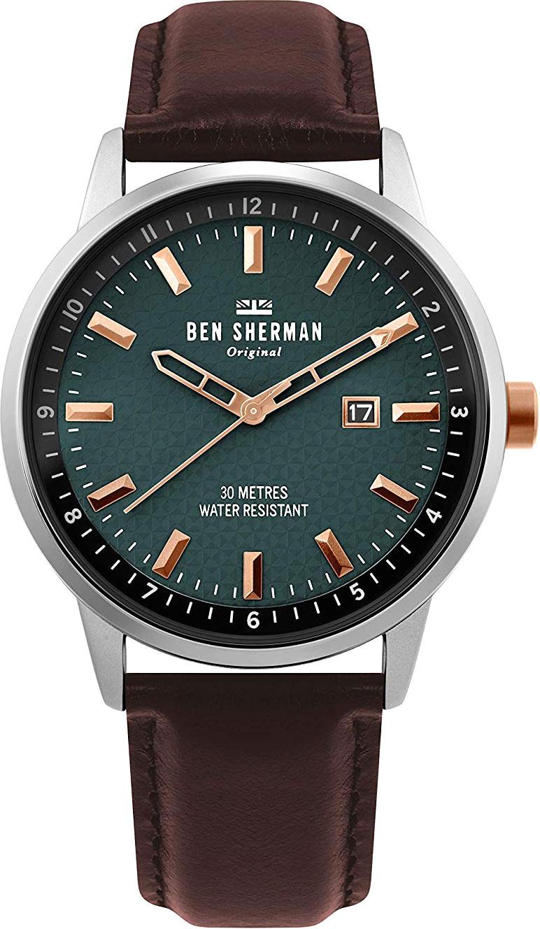 Мужские часы Ben Sherman WB030NT все цены