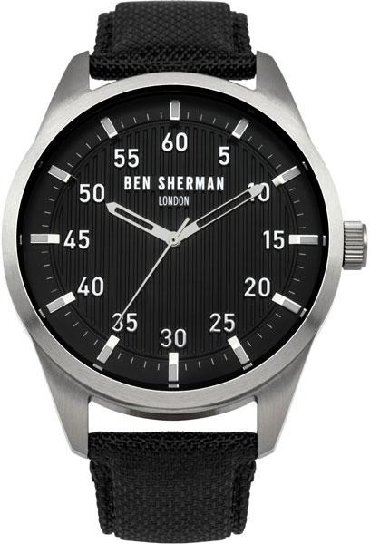 цена Мужские часы Ben Sherman WB031B онлайн в 2017 году