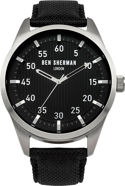 Мужские часы Ben Sherman WB031BA мужские часы ben sherman wbs105b