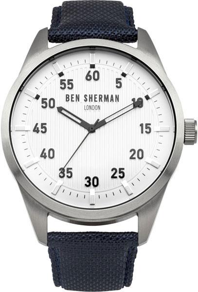 Мужские часы Ben Sherman WB031U мужские часы ben sherman wb031u