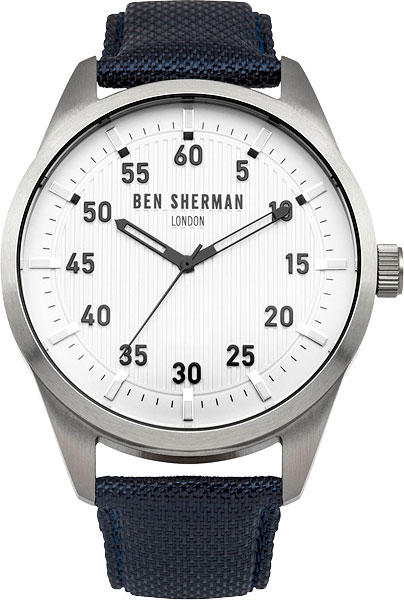 Мужские часы Ben Sherman WB031UA мужские часы ben sherman wbs105b