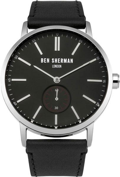 Фото - Мужские часы Ben Sherman WB032B бензиновая виброплита калибр бвп 13 5500в