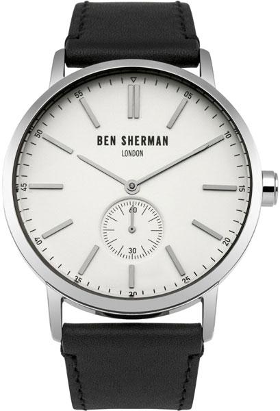 Мужские часы Ben Sherman WB032S kingdom skin care diamond microdermabrasion peeling machine facial acne pore blackhead vacuum suction beauty device