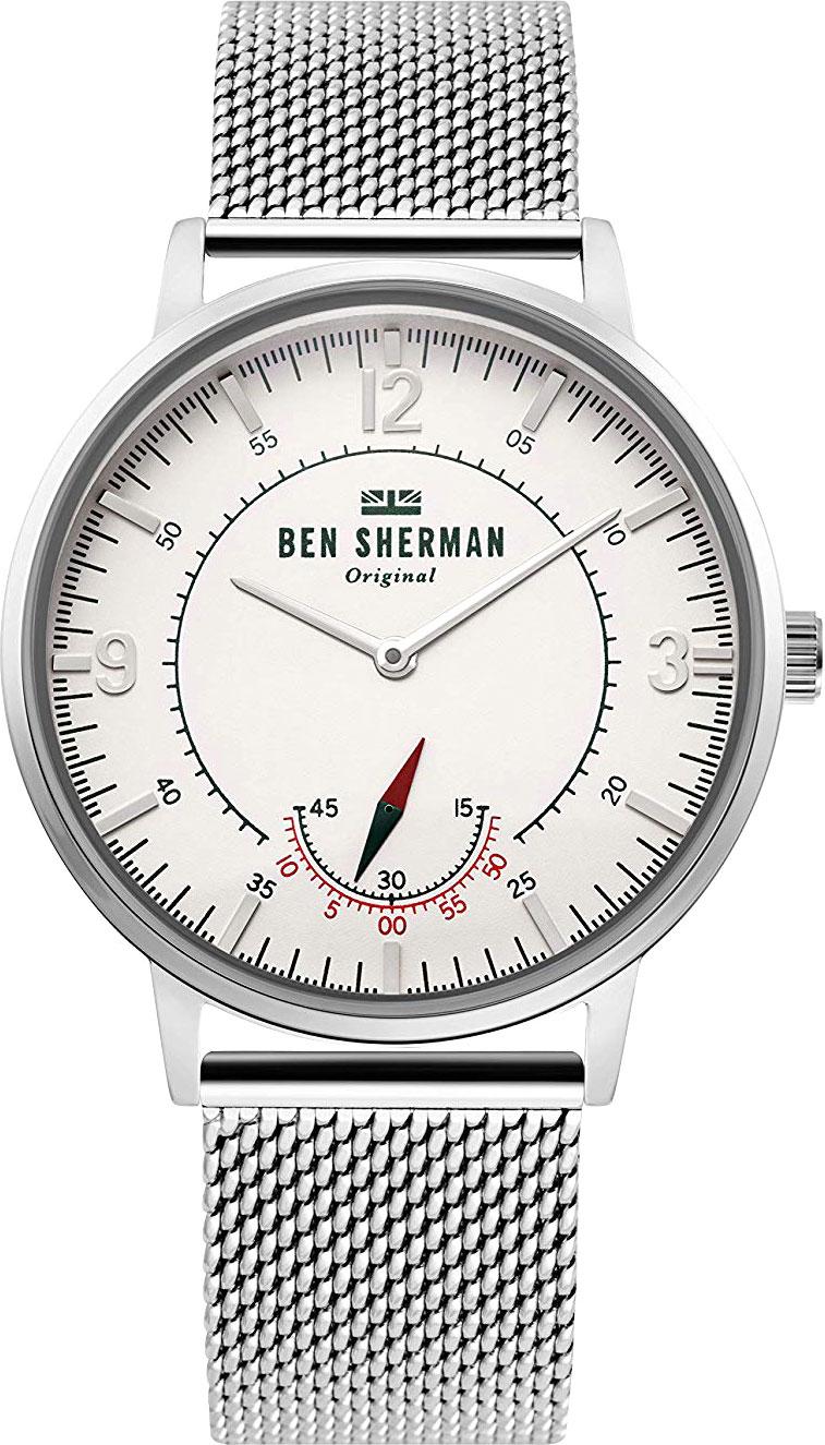 Мужские часы Ben Sherman WB034SM