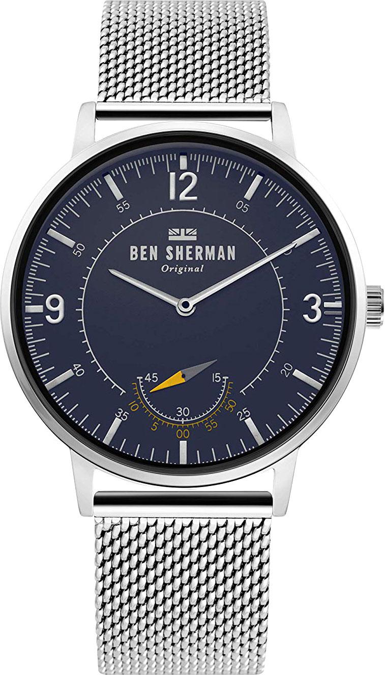 Мужские часы Ben Sherman WB034USM
