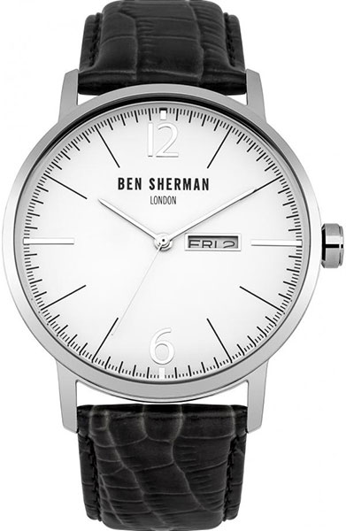цена Мужские часы Ben Sherman WB046B онлайн в 2017 году