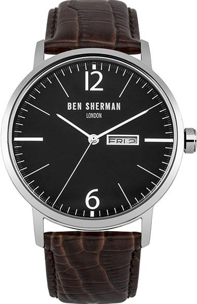 Мужские часы Ben Sherman WB046BR мужские часы ben sherman wbs105b
