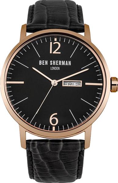 цена Мужские часы Ben Sherman WB046BRG онлайн в 2017 году