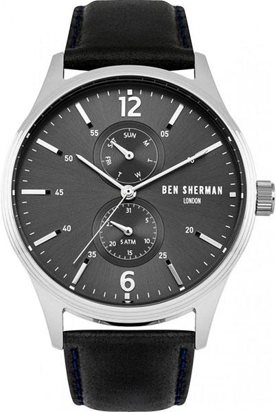 купить Мужские часы Ben Sherman WB047B недорого