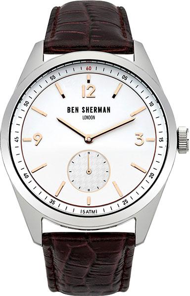 купить Мужские часы Ben Sherman WB052BR по цене 6450 рублей