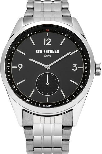 Мужские часы Ben Sherman WB052BSM