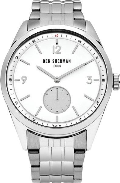 Фото - Мужские часы Ben Sherman WB052SMA бензиновая виброплита калибр бвп 13 5500в