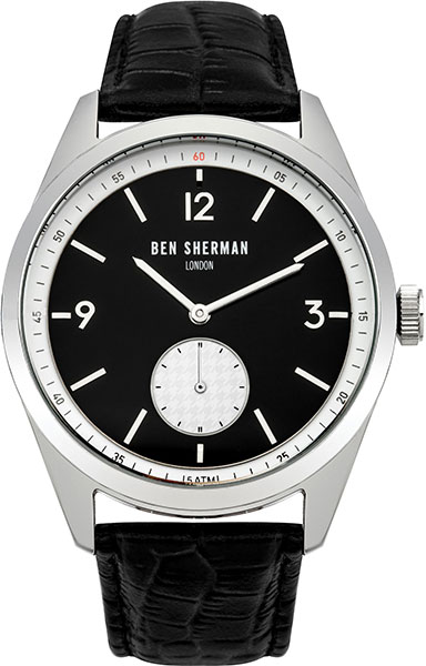 Мужские часы Ben Sherman WB052WB мужские часы ben sherman wb062ue
