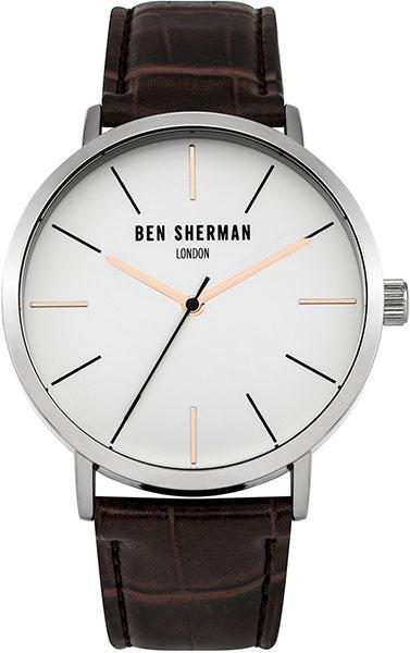 цена Мужские часы Ben Sherman WB054BR онлайн в 2017 году