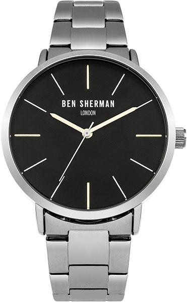 цена  Мужские часы Ben Sherman WB054BSM  онлайн в 2017 году