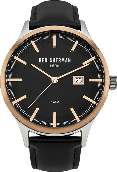 цена  Мужские часы Ben Sherman WB056BB  онлайн в 2017 году