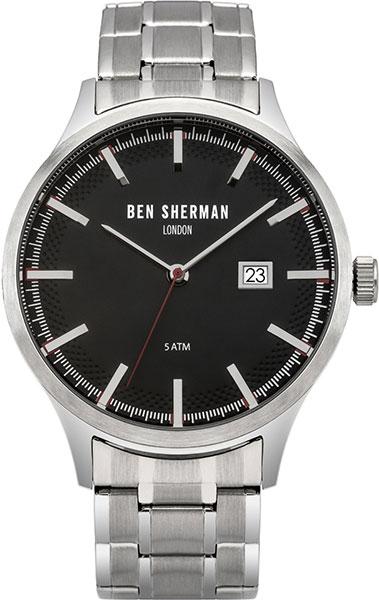 цена Мужские часы Ben Sherman WB056BSM онлайн в 2017 году