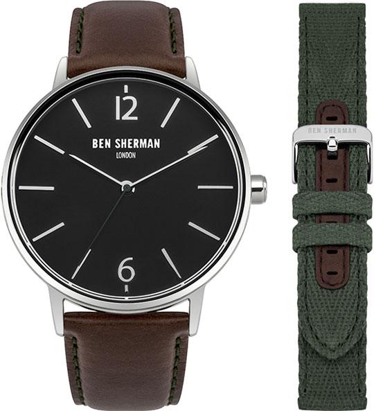 Мужские часы Ben Sherman WB059BRNA