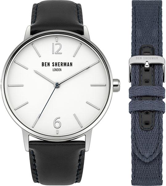 Мужские часы Ben Sherman WB059BUA цена и фото