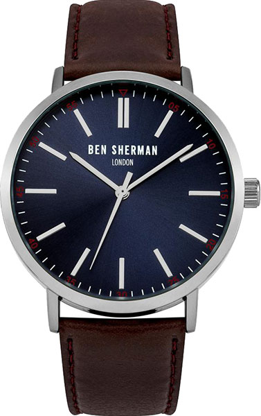 Мужские часы Ben Sherman WB061UBR мужские часы ben sherman wb031u