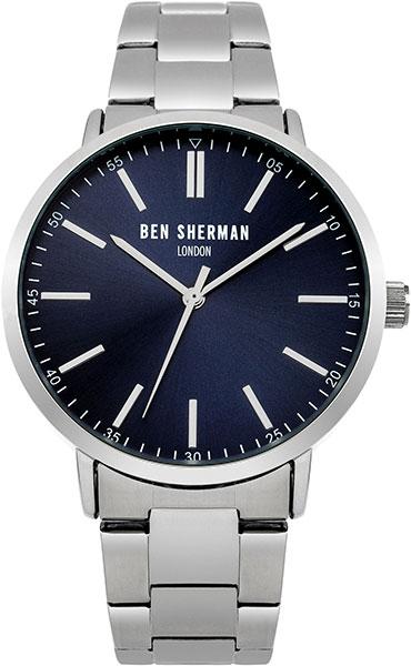купить Мужские часы Ben Sherman WB061USM по цене 5800 рублей