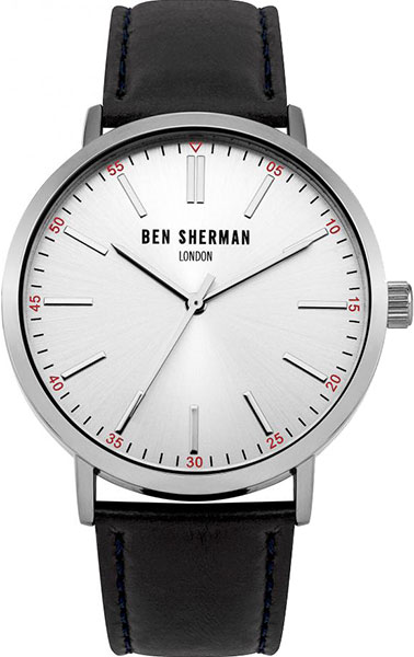 купить Мужские часы Ben Sherman WB061WB по цене 5300 рублей