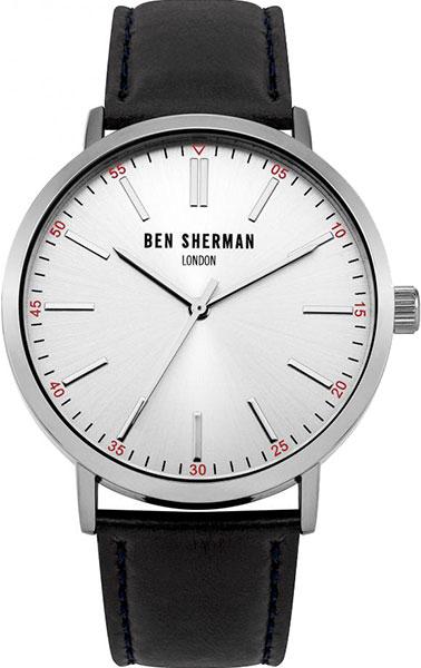 цена Мужские часы Ben Sherman WB061WB онлайн в 2017 году