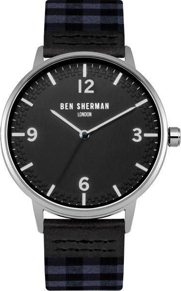 Мужские часы Ben Sherman WB062UE мужские часы ben sherman wb062ue