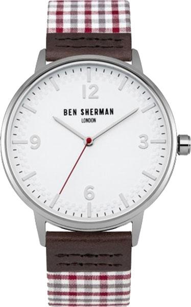 Мужские часы Ben Sherman WB062WUR